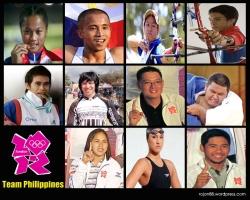 teamPhilippinesLondon2012
