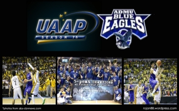 Uaap Ateneo Blue Eagles Season 76