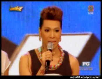 Vice Ganda says sorry to Jessica Soho