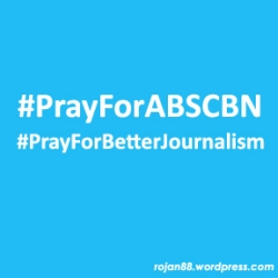 prayforabscbn