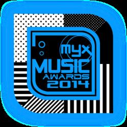 logomyxmusicawards2014