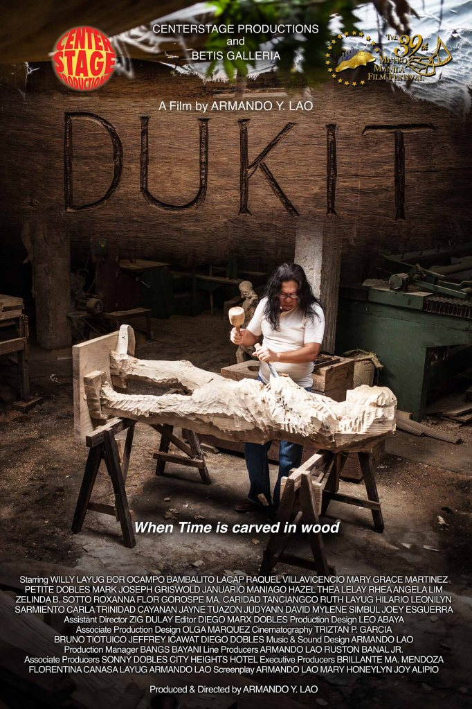 DUKIT OFFICIAL POSTER
