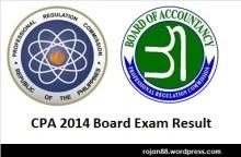 cpa-2014-exam-result