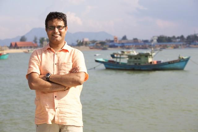 Atul in Malaysia
