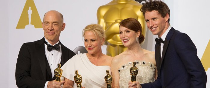 *Photo from Oscars 2015 official website