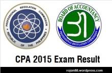 cpa-2015-exam-result