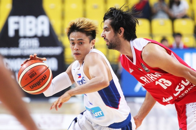 *Photo from FIBA website