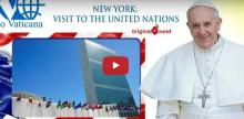 pope francis in UN 2