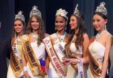 miss globe 2015
