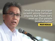 *grabbed from Mar Roxas FB page